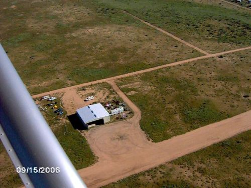 Homesite view from the air...